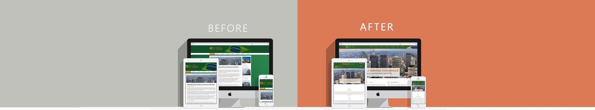 before-after holland brazil website