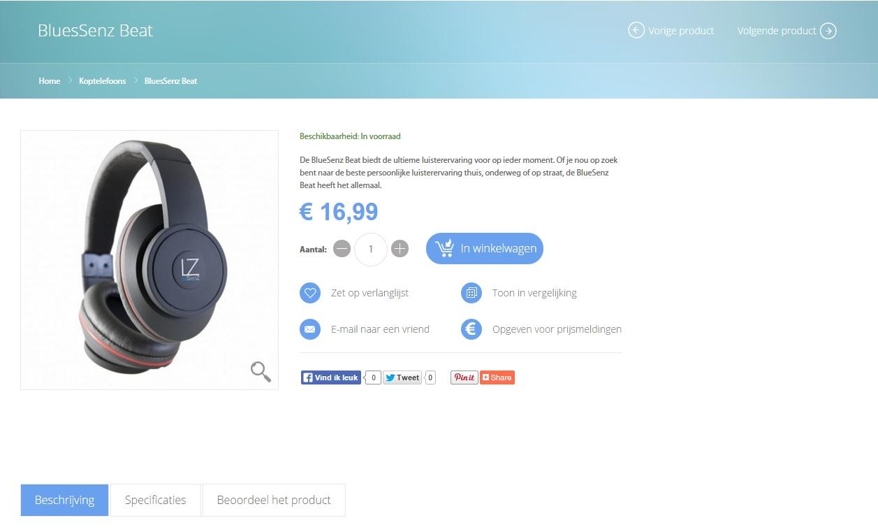 besteleasy single product pagina