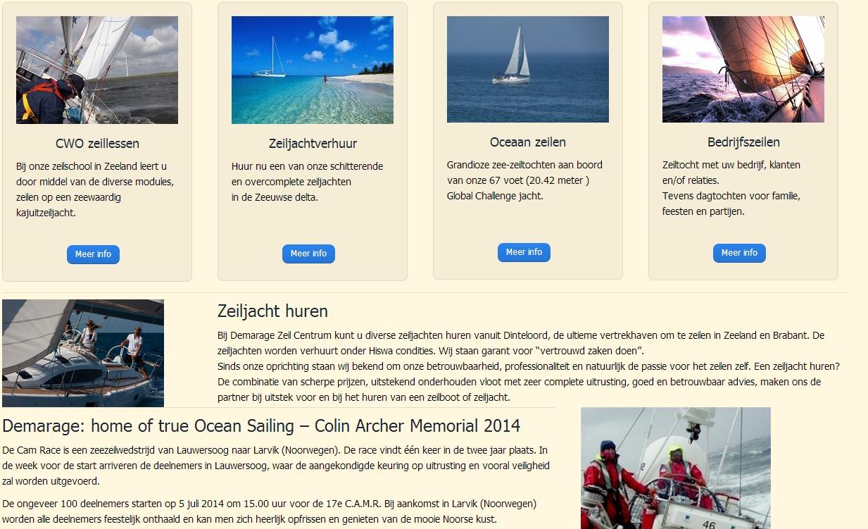 demarage project webdesign rotterdam1