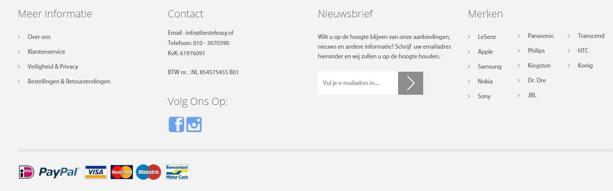besteleasy.nl