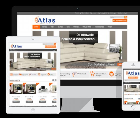 Magento webshop webdesign rotterdam